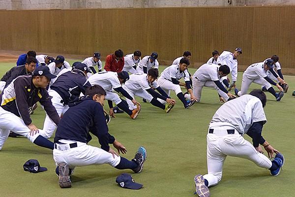 野球日本代表 侍ジャパンオフィシャルサイト「第29回ユニバーシアード競技大会」連覇へ向けて大学代表最終選考合宿がスタート
