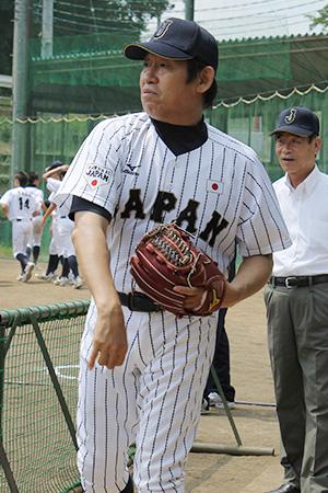 Coach Yoshitaka Katori