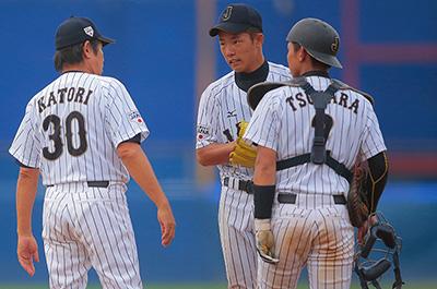 侍ジャパン15U代表、パナマに敗れグループ3位が決定|野球日本代表 侍 ...