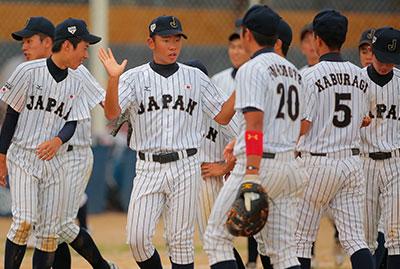 侍ジャパン15U代表、ブラジルに勝利し3連勝|野球日本代表 侍ジャパン ...