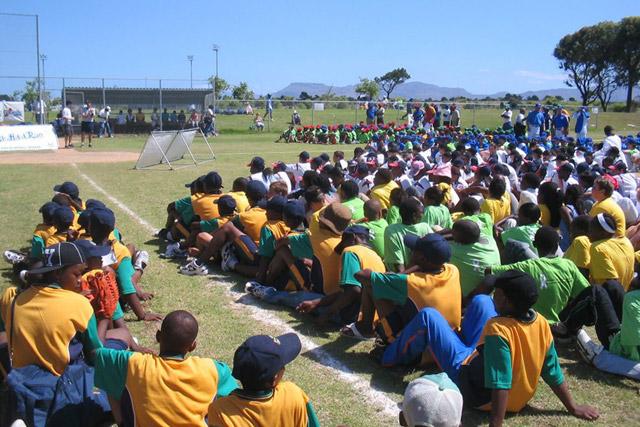 U-18対戦国の野球/アフリカ大陸...
