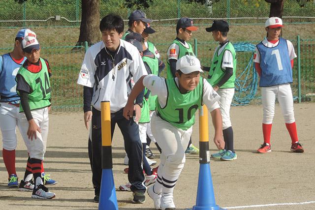 第9回 BFA U-12アジア選手権」侍...