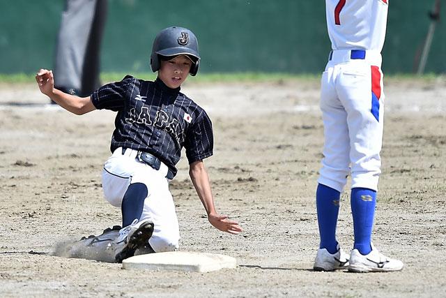12Uアジア野球選手権大会