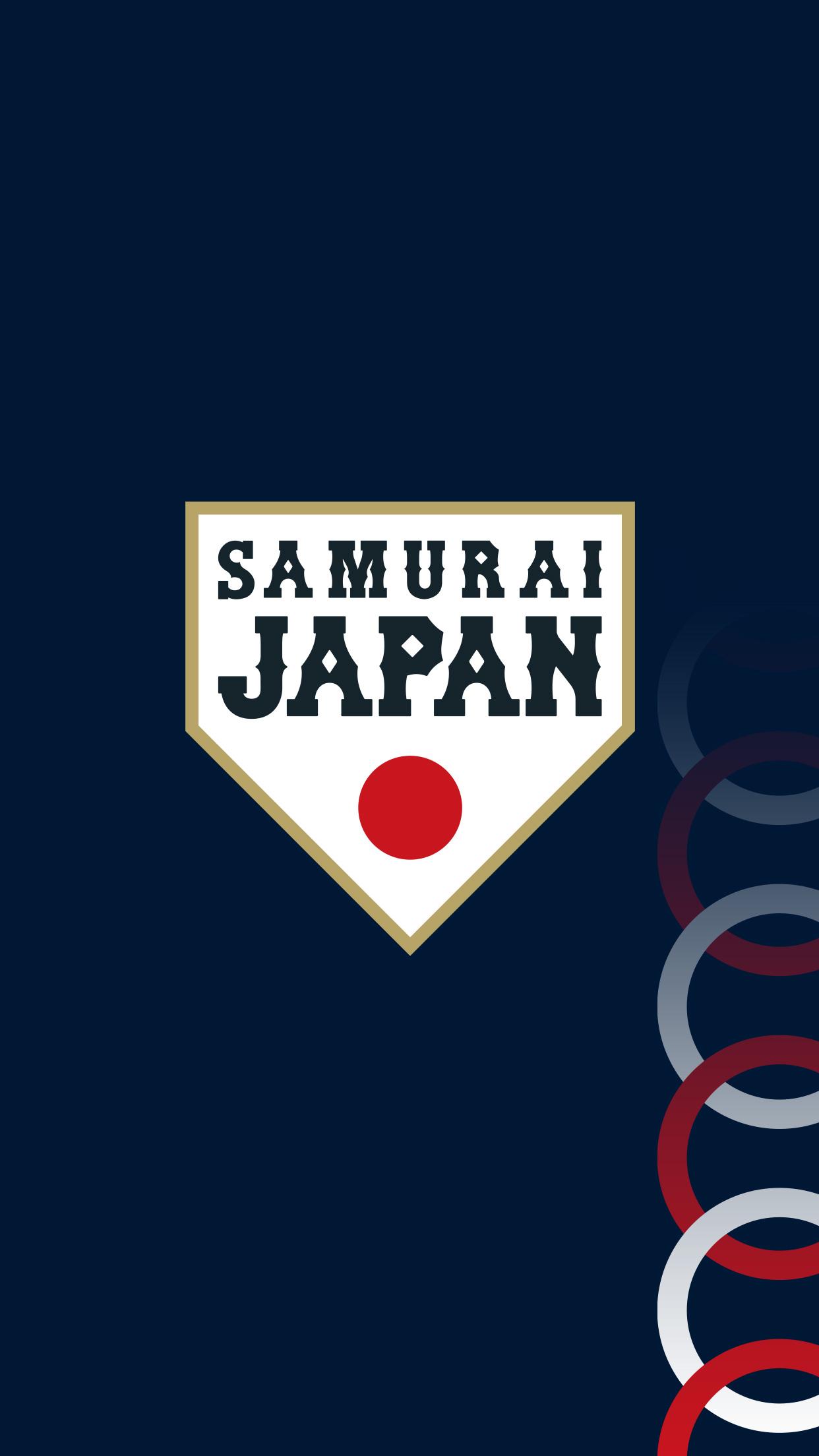 壁紙ダウンロード 野球日本代表 侍ジャパンオフィシャルサイト